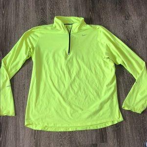 Mens Nike Dri Fit Running Sweater